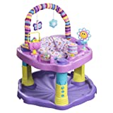 Amazon Price History for:Evenflo Exersaucer Bounce and Learn Sweet Tea, Party