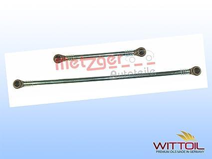 Metzger 2190093 Biela motriz, varillaje lavaparabirsas