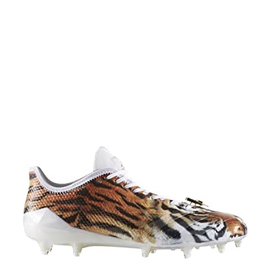 ... where can i buy amazon adidas adizero 5star 6.0 uncaged cleat mens  football 13.5 tiger white 909be7a57