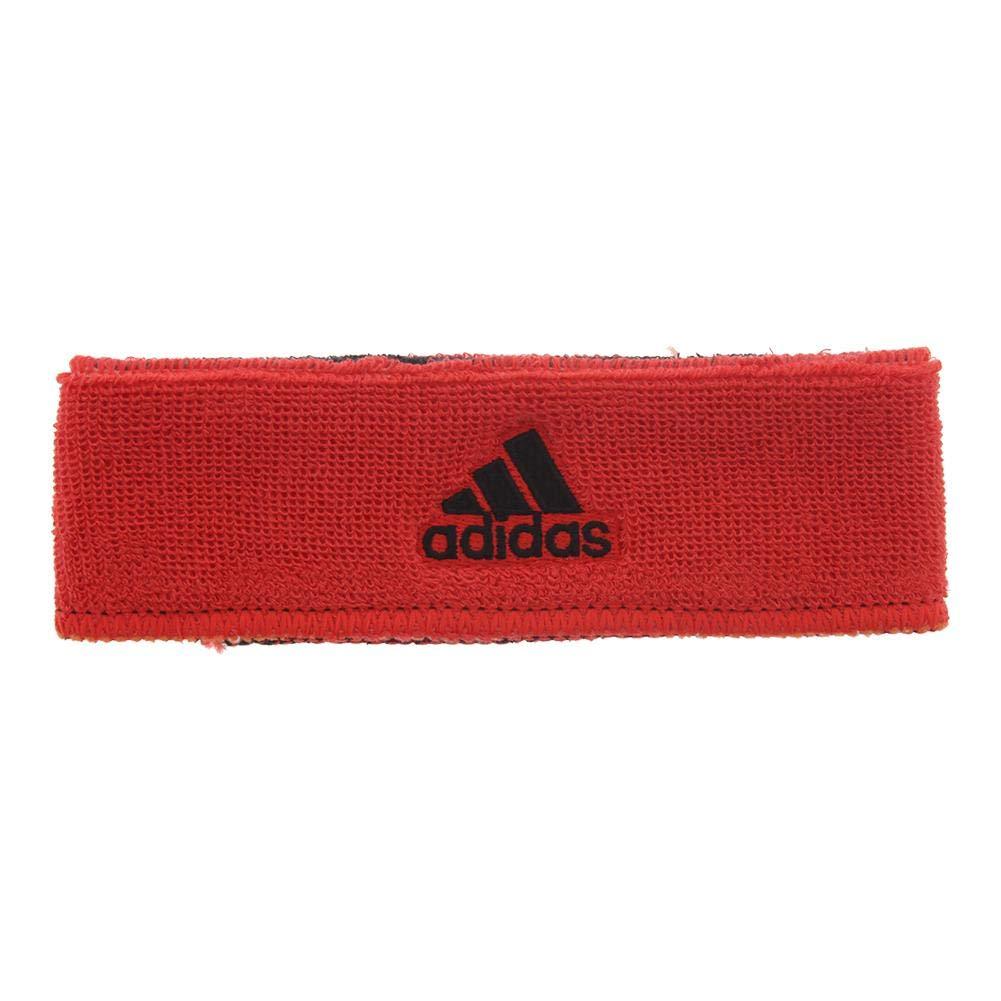 adidas intervalo Reversible Diadema, Unisex, Hi-Res Red/Black ...