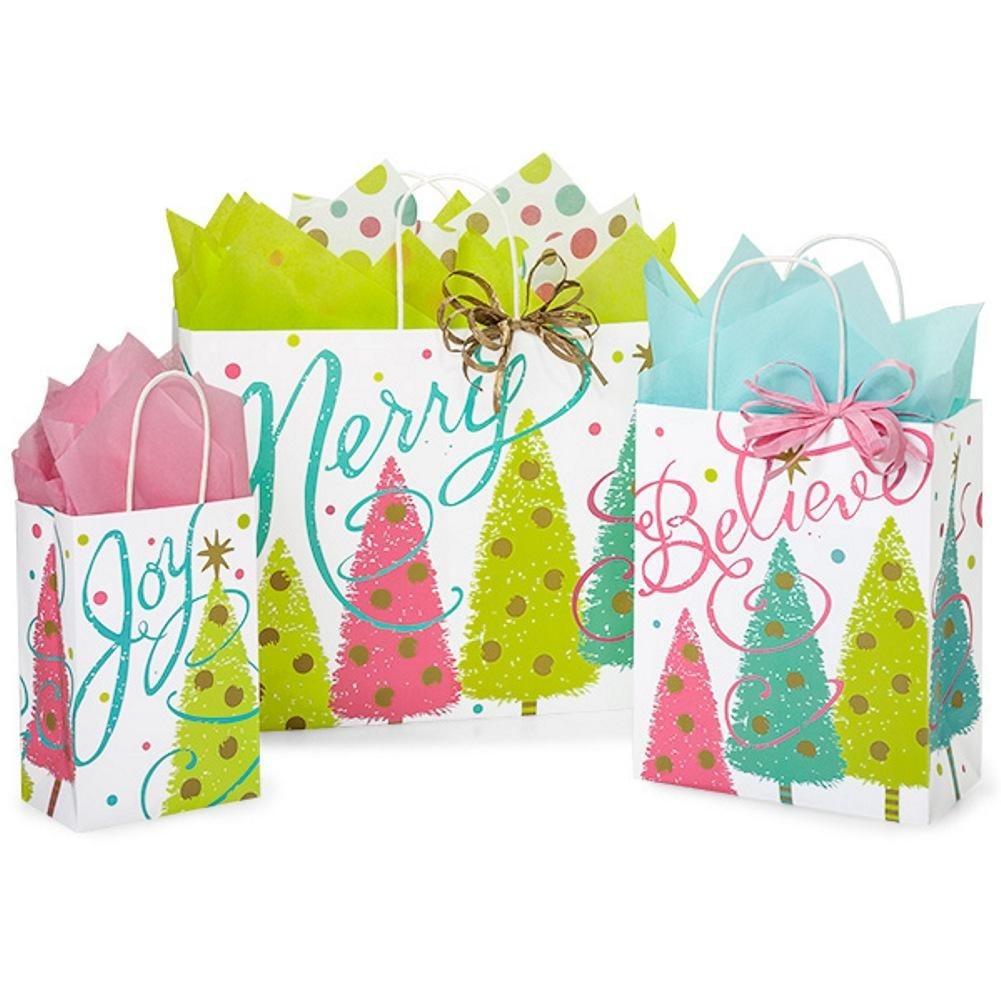 Golden Holiday Wishes Bag Assortment - 125 Pieces by Sophie's Favors