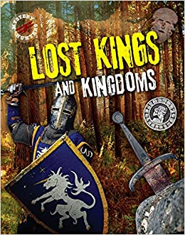 Book 4: Lost Kings and Kingdoms (Mystery Hunters)