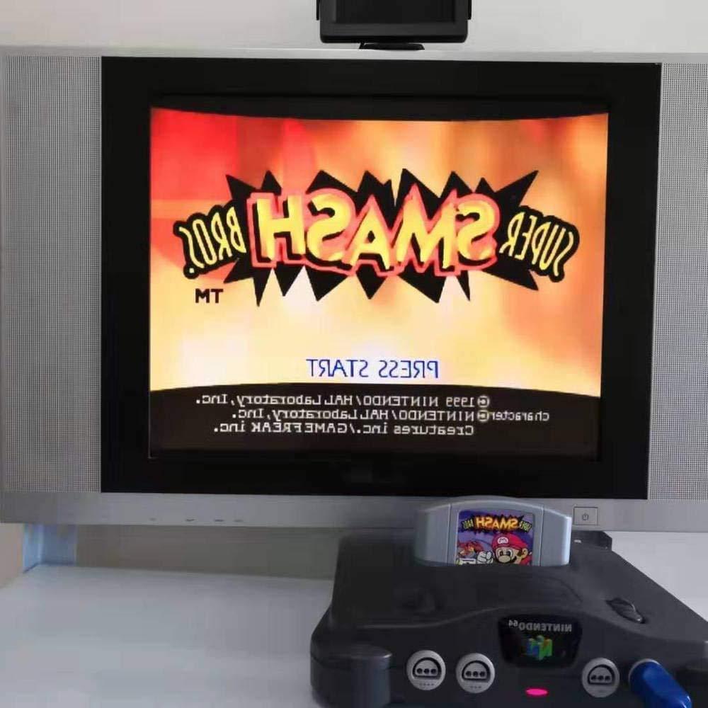 닌텐도 N64 스매쉬 카트 64 비디오 카드 미국 버전