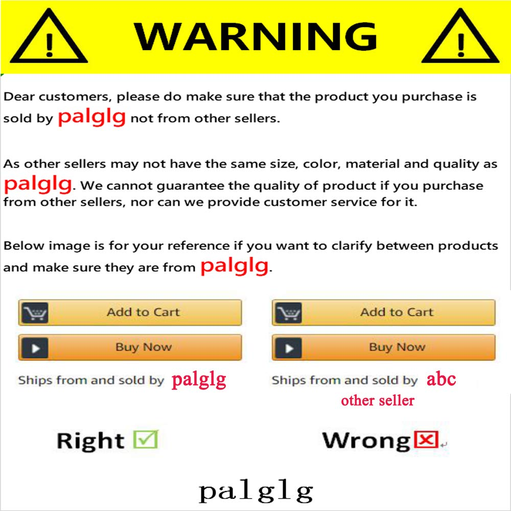 palglg Mens Short Sleeve Cotton Muscle Slim Fitted Sport Henley T-Shirt with Button Black L