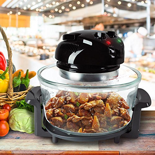 NutriChef Air Fryer Roaster Oven