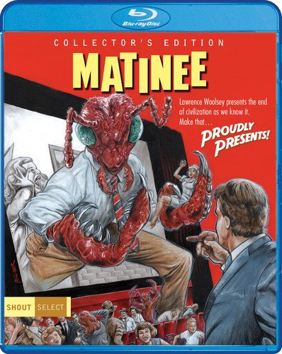 Looking for a matinee collector's edition blu-ray? Have a look at this 2019 guide!