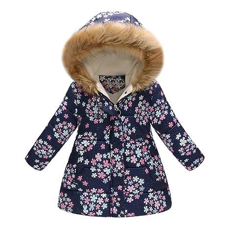 f1809e0f0 Fineser Baby Clothes Winter Kids Coat, Stylish Little Girl Boy Warm Jacket  Coat Children Hooded