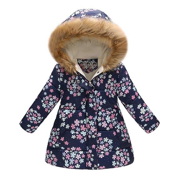 0a25ba4a1 Zerototens Girls Winter Coat
