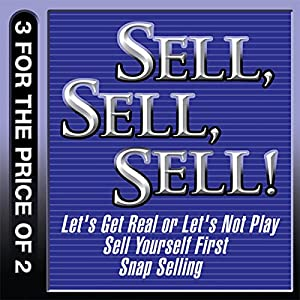Sell, Sell, Sell! Audiobook