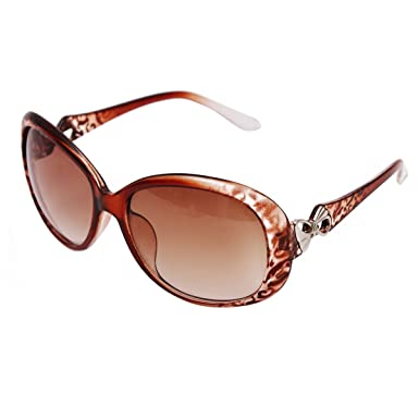 b3101b2615 Southern Seas Womens Brown Frame Sunglasses Full UV Protection Lense 8  Colours Available New  Amazon.co.uk  Clothing