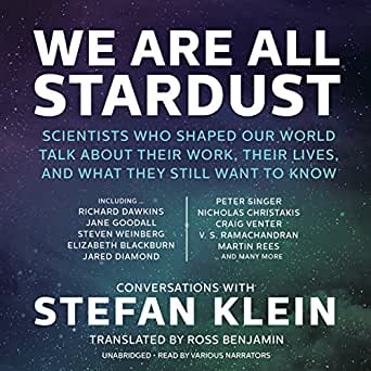 Amazon com: We Are All Stardust: Scientists Who Shaped Our World