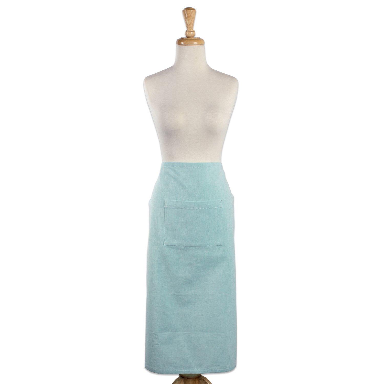 Amazon.com: DII Cotton Chambray Bistro Half Waist Apron with Pockets ...