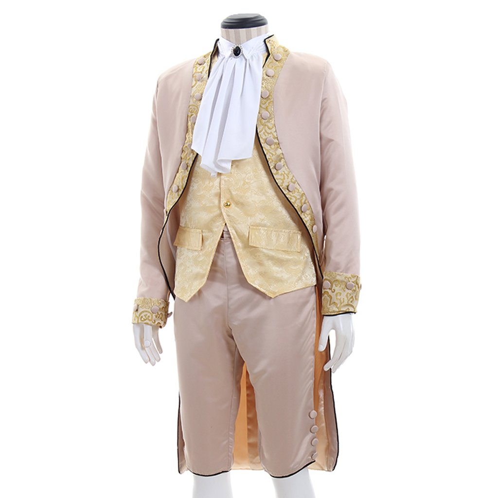1791's lady Men's Costume Victorian Gentelman Regency Tailcoat Steampunk Fashion Clothing M