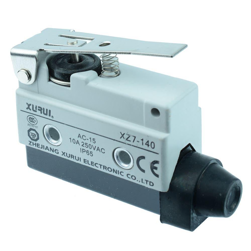 SPDT Kortstondige Stem Snap Sub Mini Micro Limit Switch 5pcs