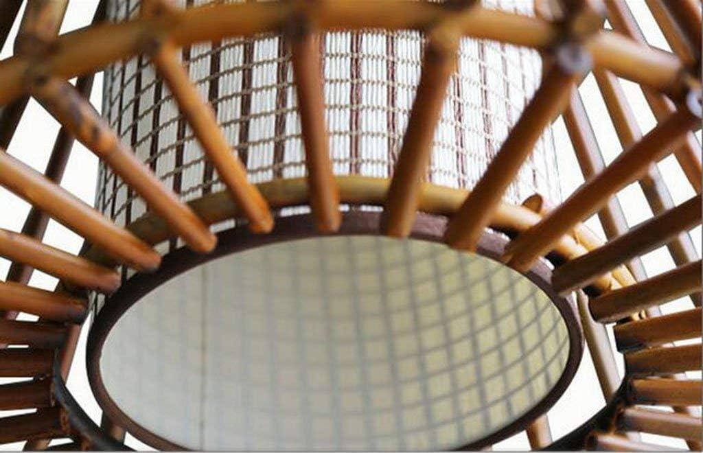 G-D Lámpara de Techo Asia Sudoriental Lámparas de Bambú Lámpara de ...