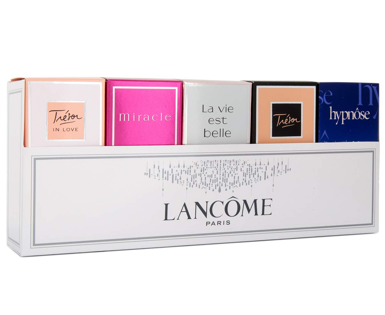 Lancôme La Collections de Parfums 5-Piece Mini Variety Set for Women by LANCOME PARIS
