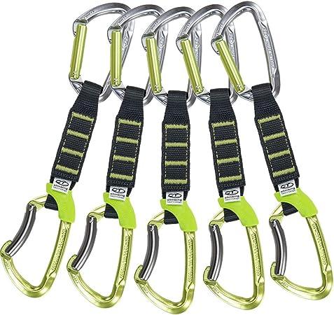 Climbing Technology Lime 2e661dcc0lctst1 rinvio, Verde/Gris, 12 cm