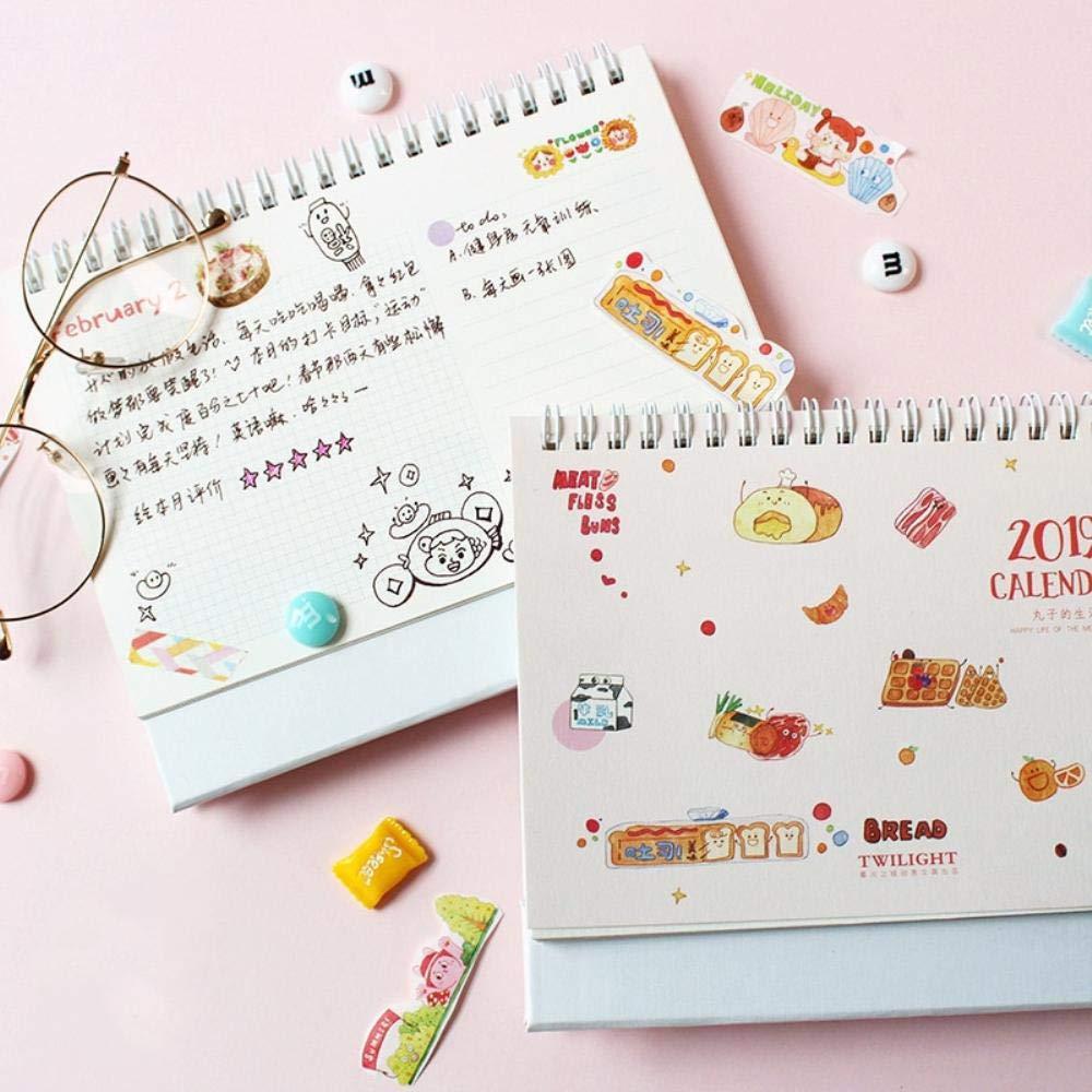 Amazon.com : 2019 New Kawaii Cute Dessert Life Travel ...
