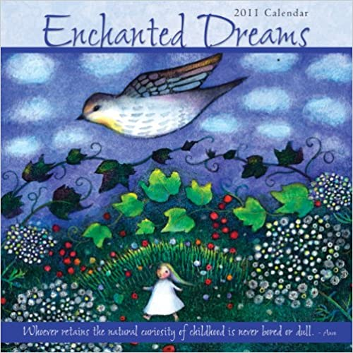 2011 Enchanted Dreams - Mini Calendar