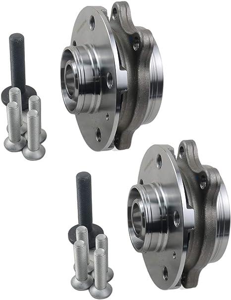 SCSN 4H0498625 8K0598625 2x Wheel Bearings Wheel Hub Pre-Assembled