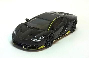Burago Lamborghini Centenario Grey Model Scale 1 43 Amazon Co