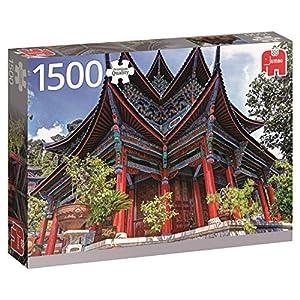 Jumbo 618584 Puzzle Tempio Cinese