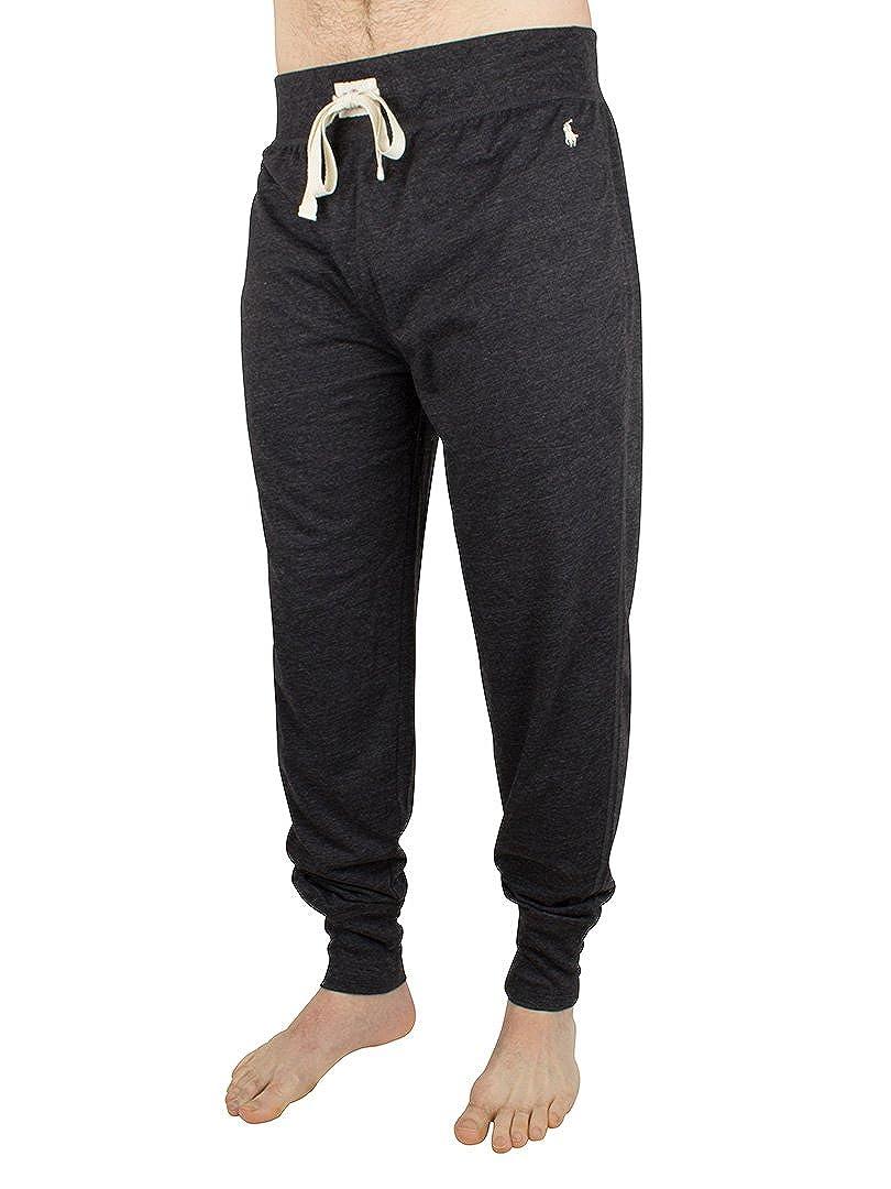 Polo Ralph Lauren Hombre Logo Marled Pyjama Joggers, Gris, X-Large: Amazon.es: Ropa y accesorios