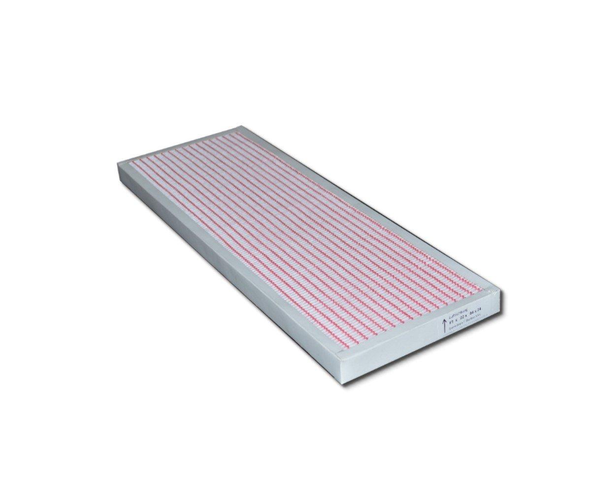 Pollenfilter Mini Pleat 400 Excellent 1 Filter F7 f/ür Wolf CWL 300