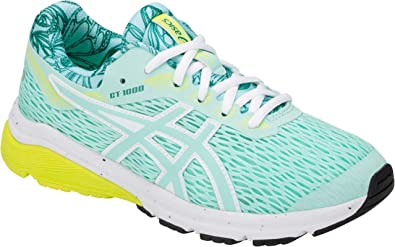 new concept a551a feb8b ASICS GT-1000 7 GS SP Kid s Running Shoe, ICY Morning ICY Morning