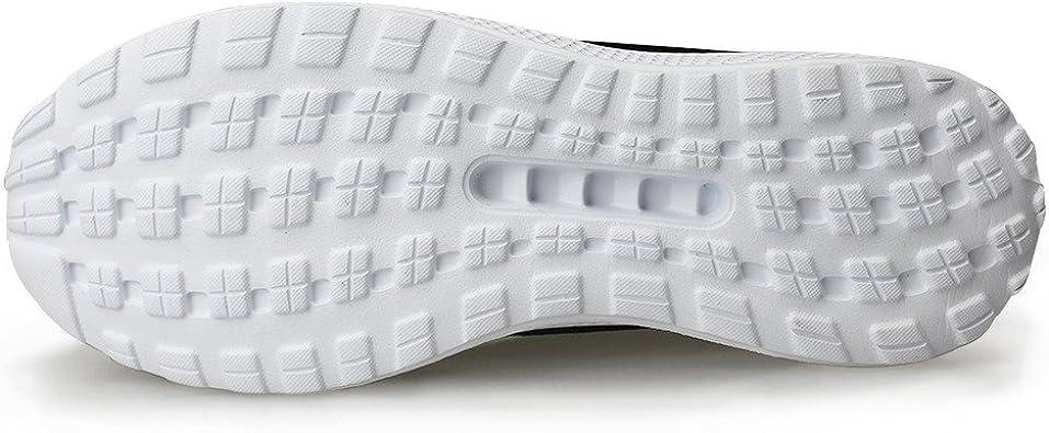 Hawkwell - Zapatillas de Running para Hombre, Transpirables, Ligeras, para Tenis o Caminatas, Rojo (Rojo), 40 EU: Amazon.es: Zapatos y complementos
