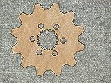 12'' Wood Wooden COG Gear Sprocket Steampunk Wall Art Decor #23