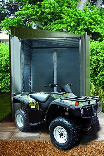 Shed-Garage-Workshop-Metal-Storage-Pent-Titan-940-approx-9-x-4