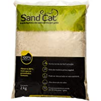 Areia Higiênica para Gatos Bio Sand Cat 2Kg