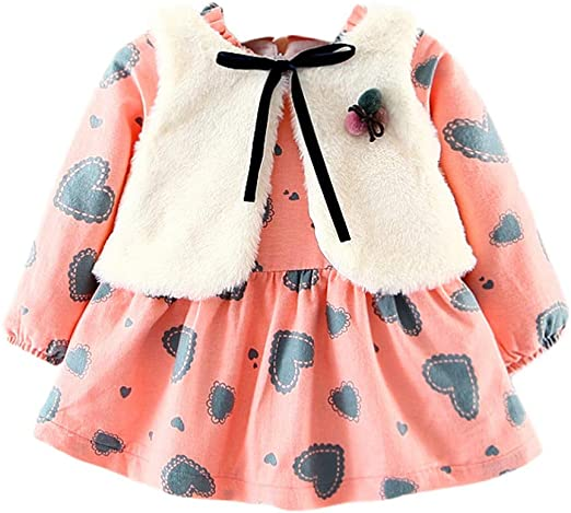 Tronet Baby Dress Newborn Infant Baby Girls Boys Letter Print Vest Shorts Outfits Clothing Sets