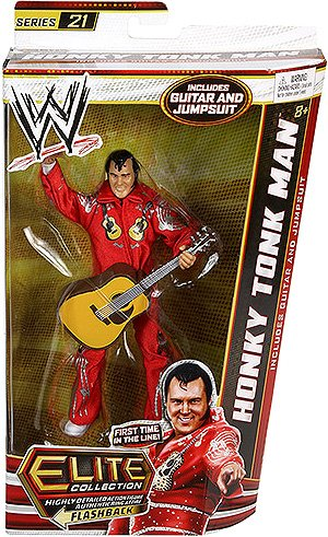 Elite Collection Honky Action Figure