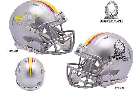cd2725e4 Amazon.com : Riddell NFL Pro Bowl 2019 Revolution Speed Mini Helmet ...