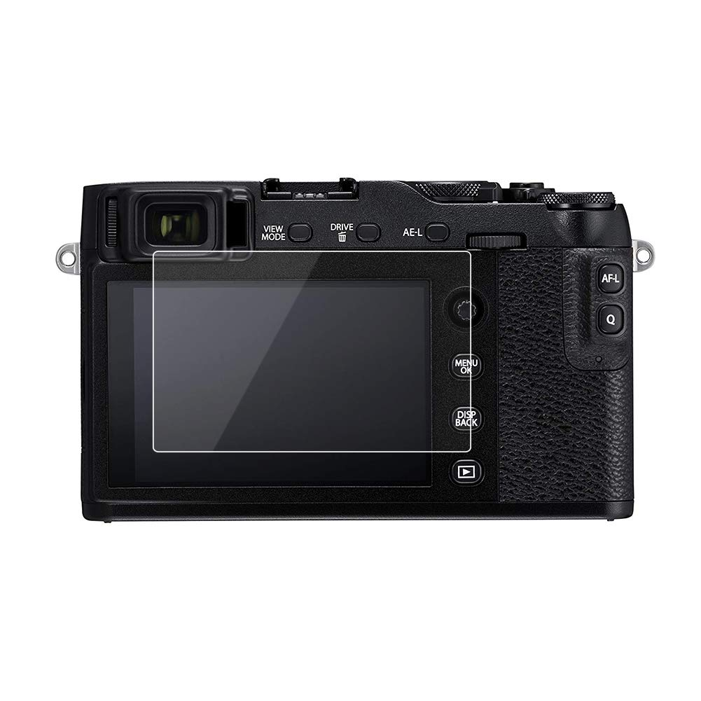 Paquet de 2 kinokoo Film de Verre tremp/é pour Fuji XP130//XP120//XP90 Film de Protection d/écran Crystal Clear Fujifilm XP130 XP120 XP90 sans Bulles//Anti-Rayures