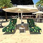 Sue-Supply-Copri-Sedia-da-Spiaggia-con-Tasche-Copriletto-per-Sedia-A-Sdraio-Telo-da-Mare-in-Spugna-di-Microfibra-per-Piscina-Lettino-da-Sole-per-Prendere-Il-Sole-Vacanza-75-215-Cm