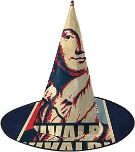 NUJSHF Vivaldi Propaganda Pop Art Sombrero de Bruja Unisex Disfraz ...