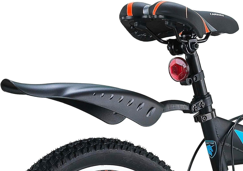 Licorne Bike Strong V cambio de 21 marchas Shimano suspensi/ón completa a partir de 150 cm freno en V delantero y trasero Bicicleta de monta/ña de 26 pulgadas Fully bicicleta para j/óvenes y hombres MTB