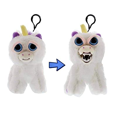 Feisty Pets Mini Unicorn Glenda Glitterpoop: Toys & Games