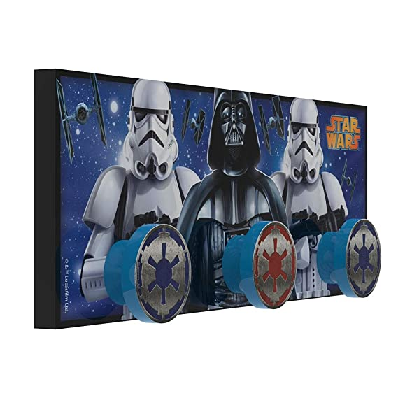 Stor - Perchero Infantil   MINNIE MOUSE JETSET - Disney - Dimensiones: 40 x 15 cm. - Varios Modelos
