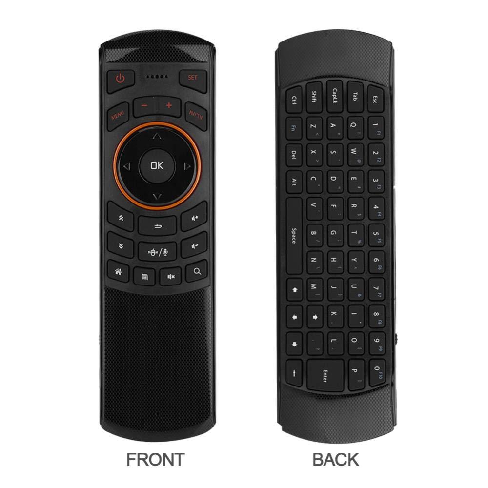 Amazon com: ASHATA Air Mouse Remote, Mini 2 4G Air Mouse Wireless