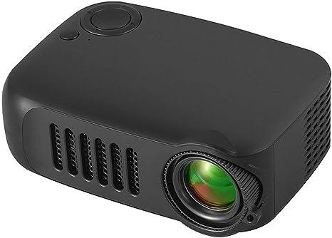 A2000 Home Mini Pico Proyector Led Soporte de Entretenimiento 720P ...