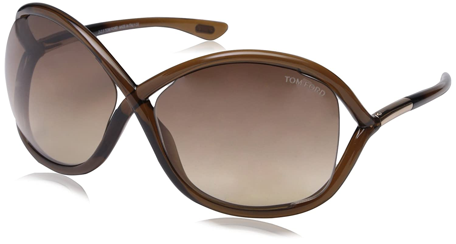 424bc3228c Amazon.com  Tom Ford Women s FT0009 Sunglasses