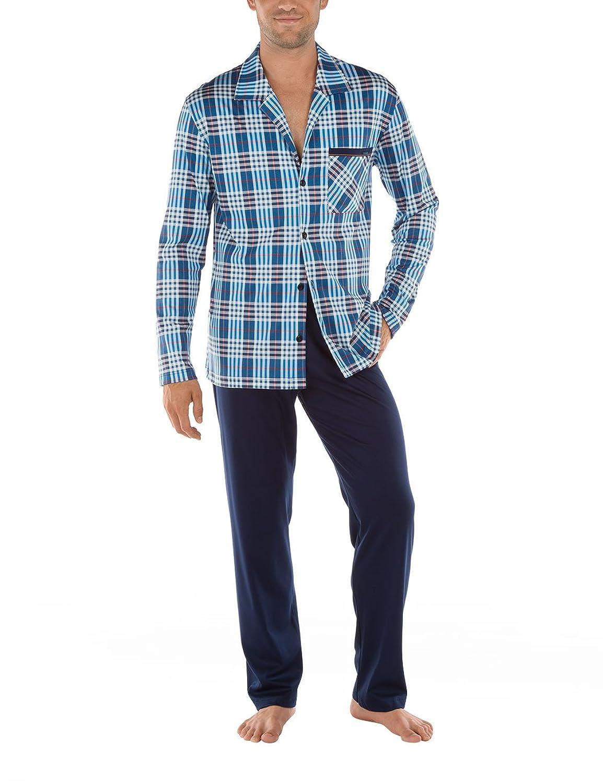 Calida Herren Zweiteiliger Schlafanzug St.Barth Pyjama