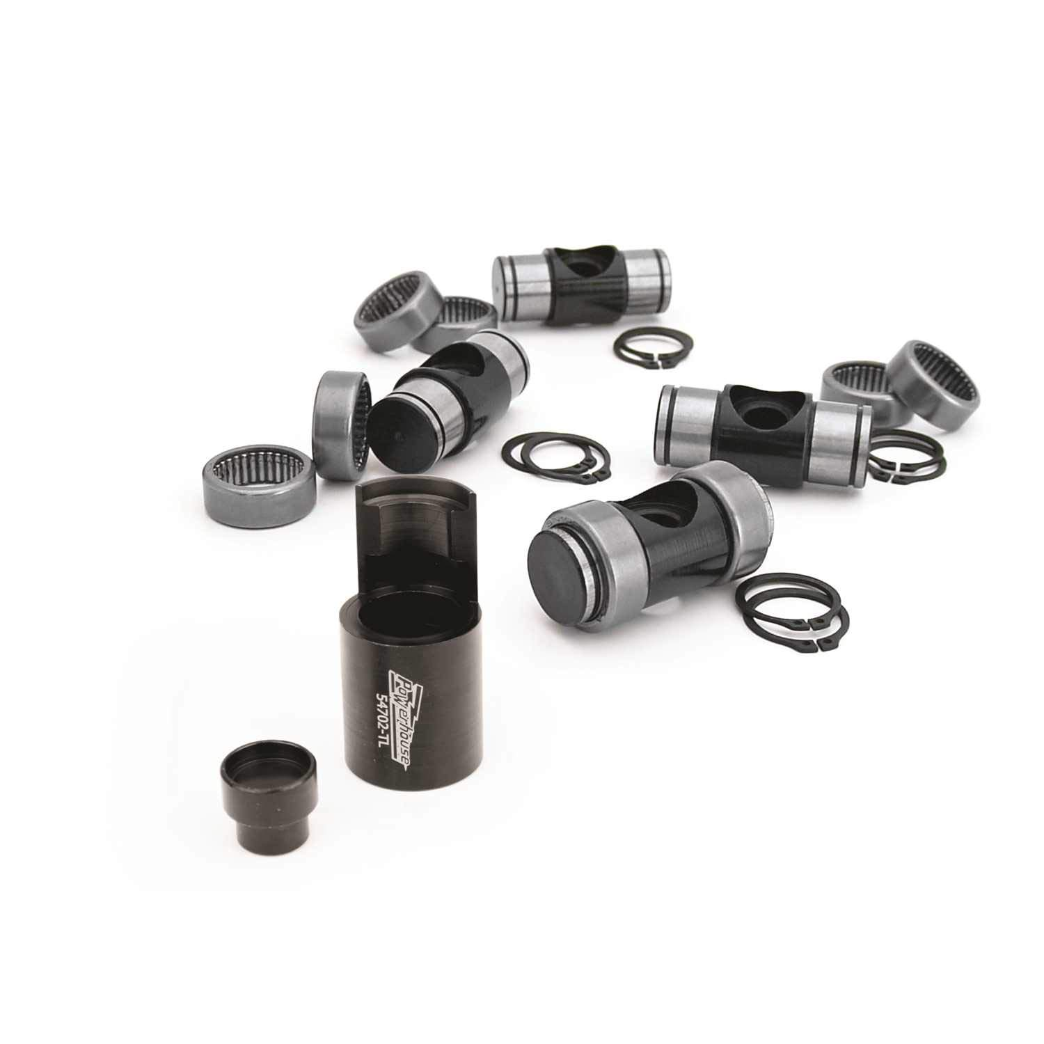 COMP Cams 13702TL-KIT Trunnion Kit with Disassembly/Install Tool Included (Ls)