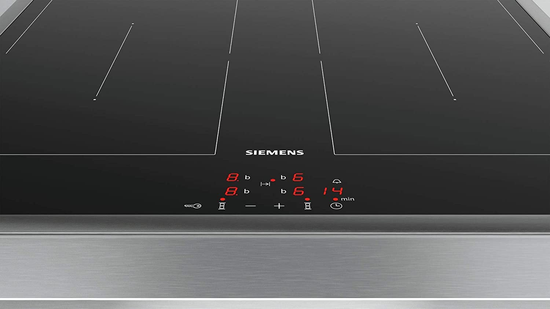 SIEMENS EQ561DA00 Juego de fogones compuesto de: HE519GBS6 ...