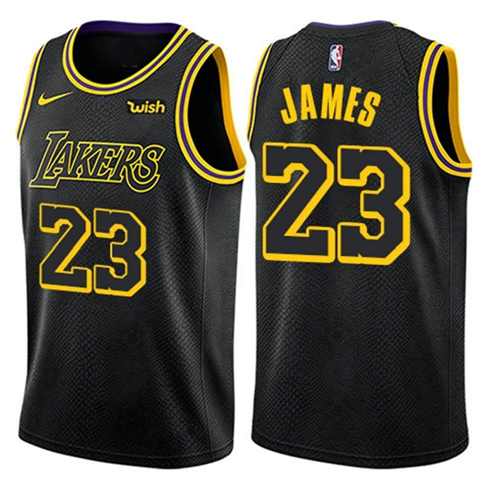 new styles 2cb4b 0ce6a Amazon.com: Lebron James #23 Los Angeles Lakers Cool NBA ...