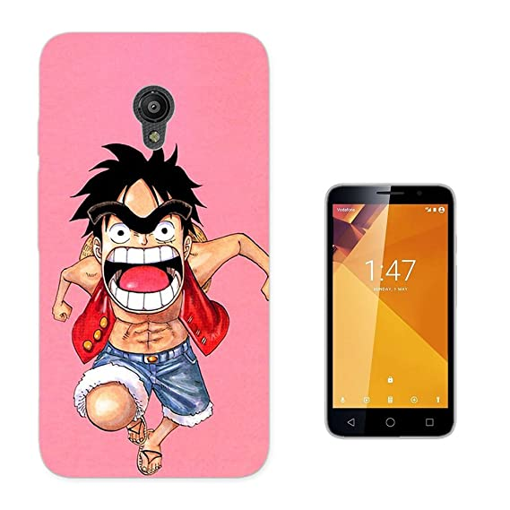 003631 - Kawaii Funny Boy Design Vodafone Smart Turbo 7 Fashion Trend CASE Gel Silicone All